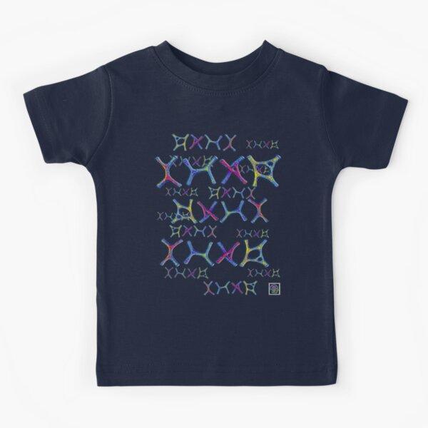 """Feynman and String in QFT""© Kids T-Shirt"