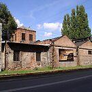 Dawne Zaklady Norblina, Warsaw, Poland by Lukasz Godlewski