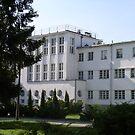 University of Physical Education in Warsaw, Poland by Lukasz Godlewski