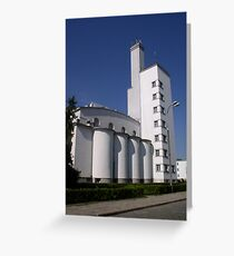 University of Physical Education in Warsaw #2, Poland Greeting Card