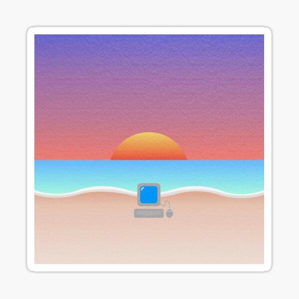 Surfaces Album cover Sticker