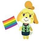 Pride Isabelle  by savagedesigns