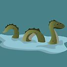 Loch Ness Monster by EmilyCope