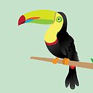 Toucan by EmilyCope