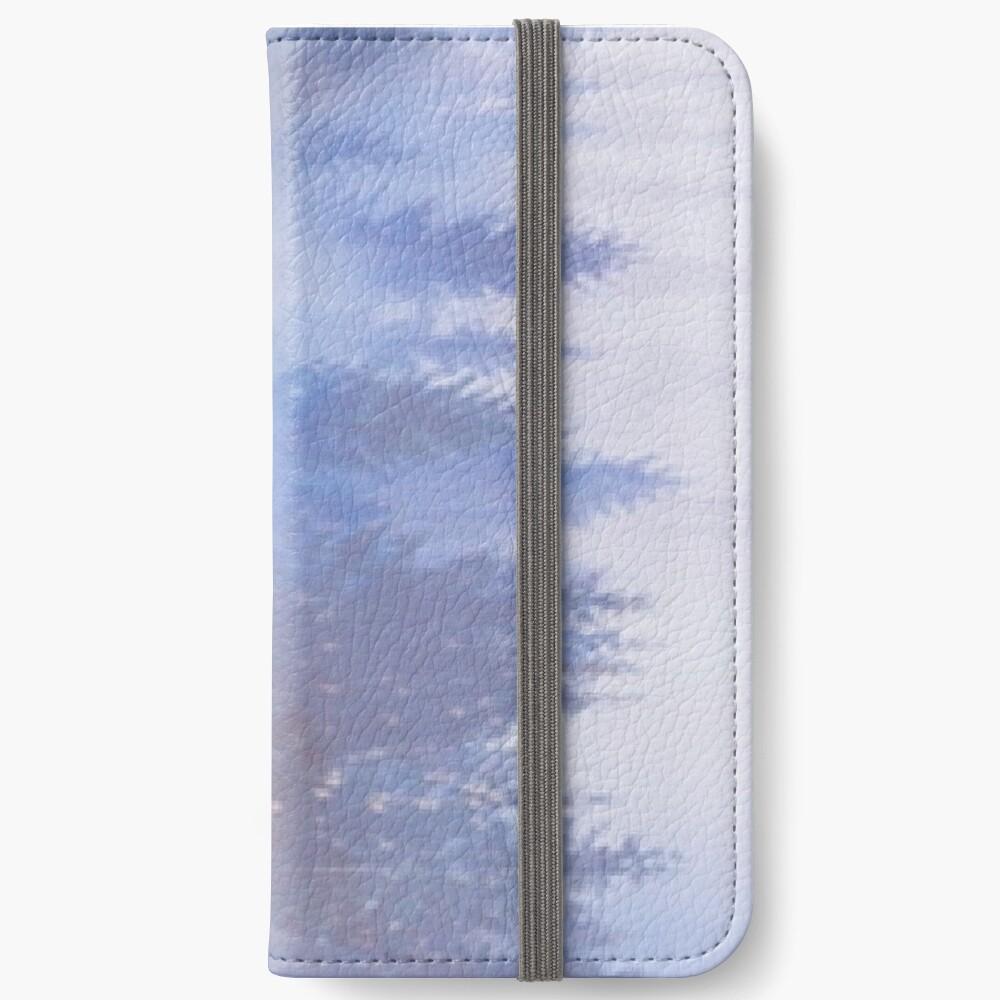 Jimin Bäume iPhone Flip-Case