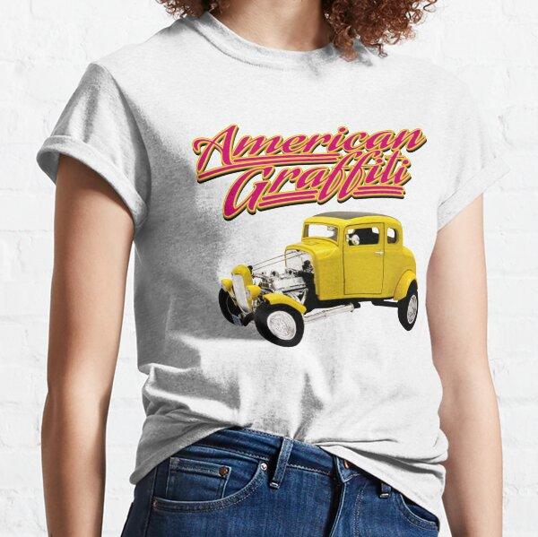 American Graffiti - Little Deuce Coupé Classic T-Shirt