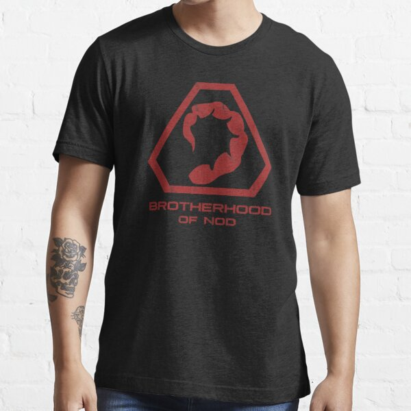 Brotherhood of Nod Logo inspired by Command and Conquer Essential T-Shirt