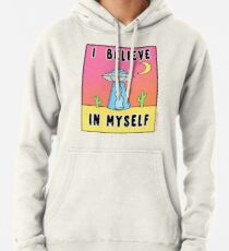 I Believe In Myself - The Peach Fuzz Pullover Hoodie
