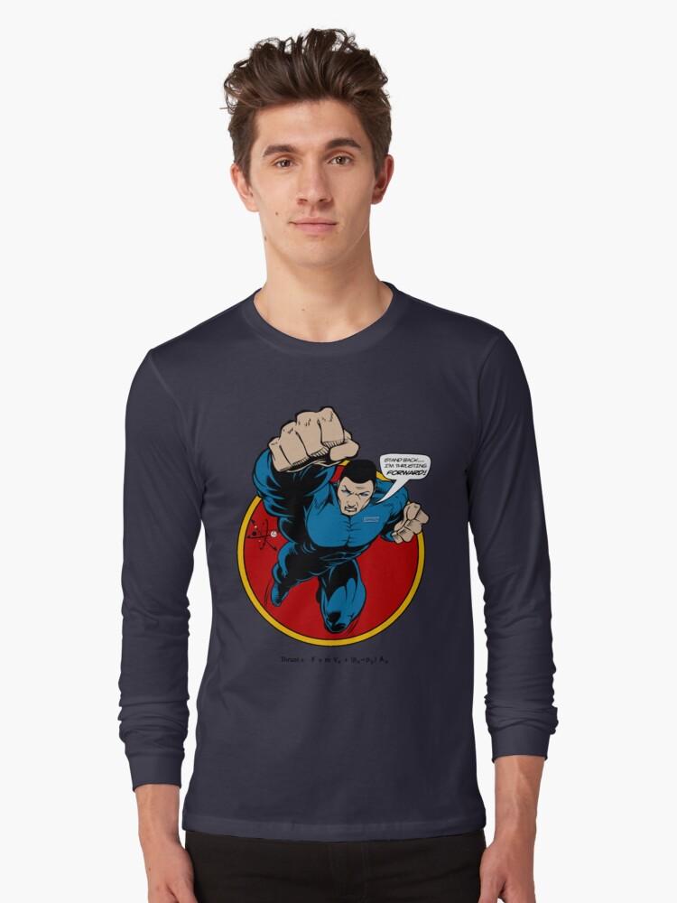 SuperHero Thrust by GUS3141592