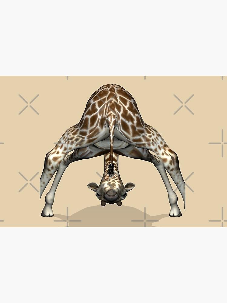 Childish Giraffe by Mythos57