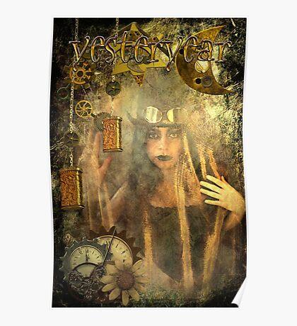 SteamPunk YesterYear Poster