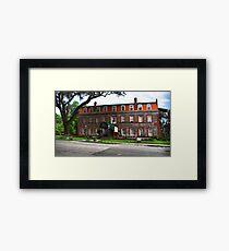 The Telford Framed Print