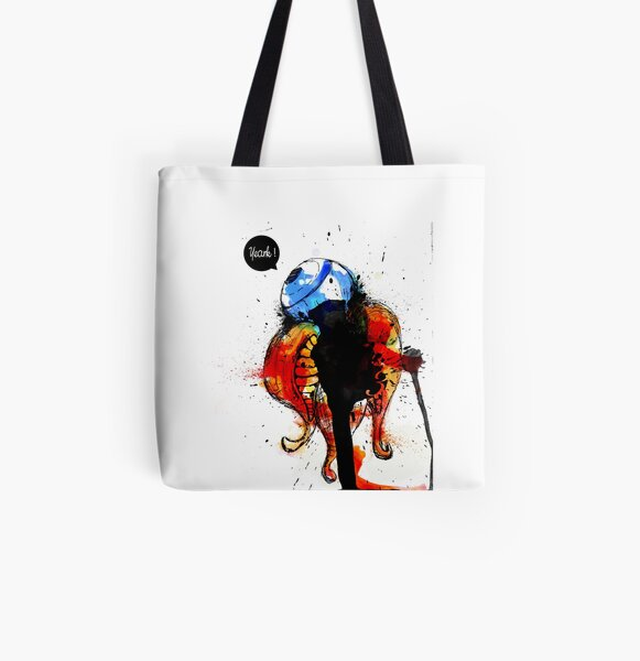 bet yeark Tote bag doublé