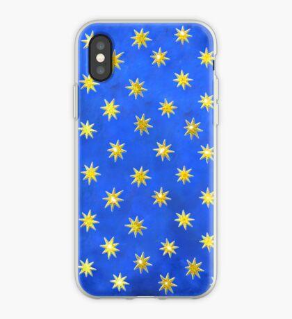 Star Background iPhone Case