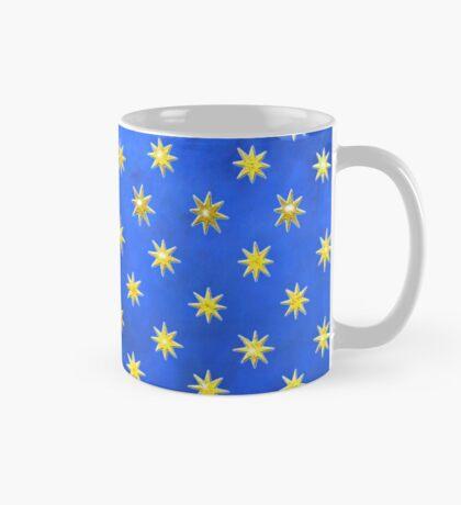 Star Background Mug