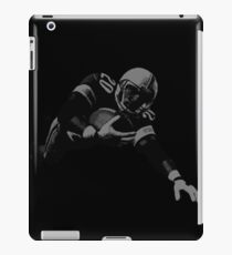 Flying Football Player Collection iPad Case/Skin