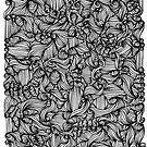 Swirls of my imagination by Sharpelines