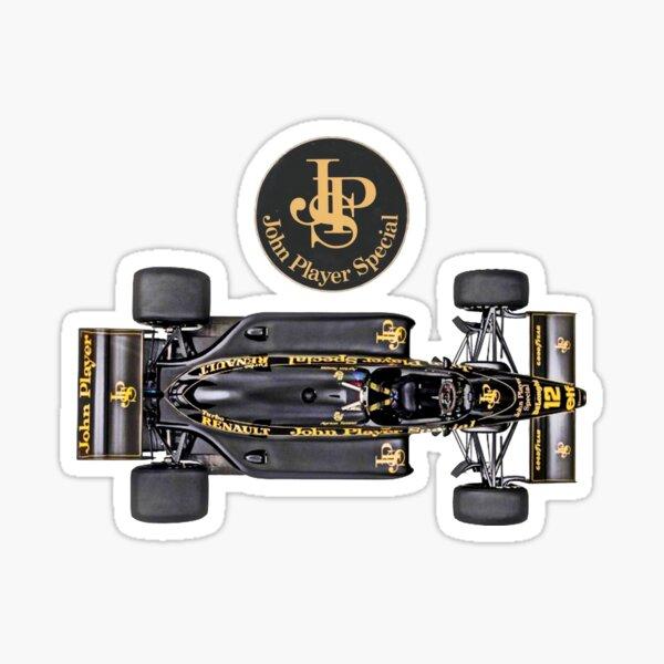 Spécial John Player - RACE0002 Sticker