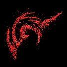 Fate Zero-Caster-Red von Jonathon Summers