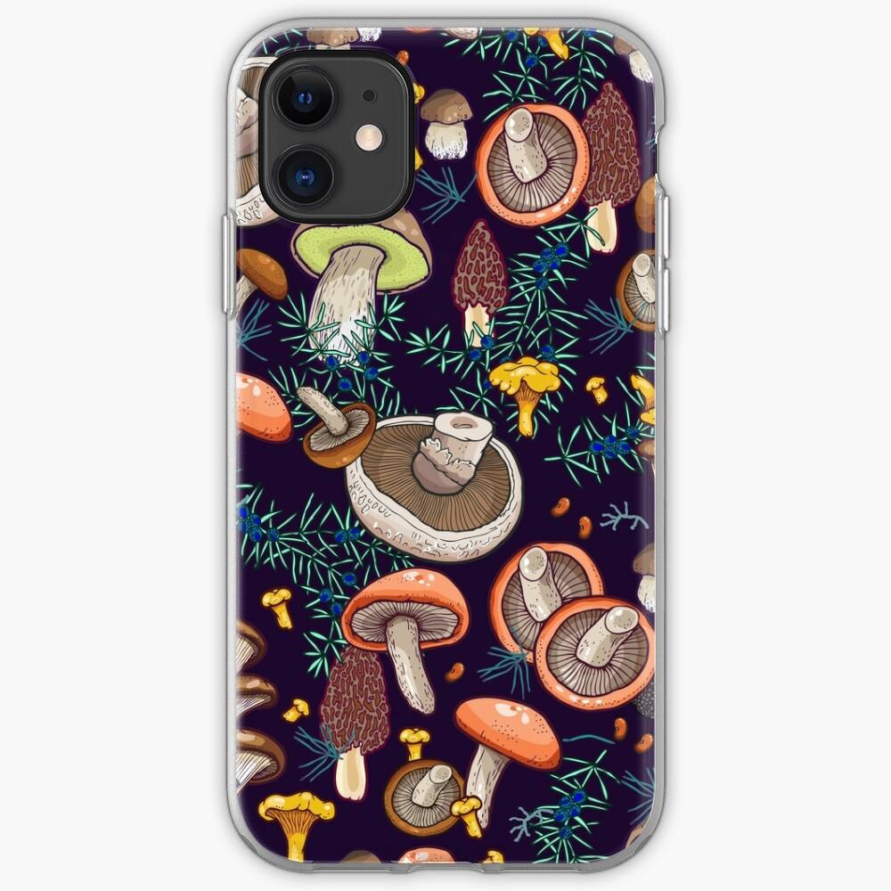 Dark dream forest iPhone Case & Cover