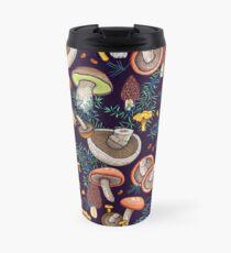 Dark dream forest Travel Mug