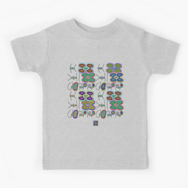 """""""String and Superstring""""© Kids T-Shirt"""