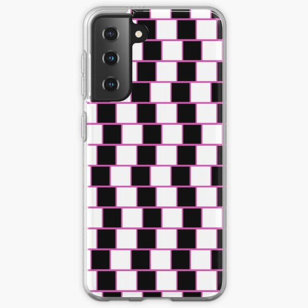 Visual Illusion #VisualIllusion Optical #OpticalIllusion #percept #reality Samsung Galaxy Soft Case