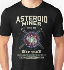 Asteroid Mining Slim Fit T-Shirt