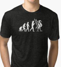 Evolution to..be Tri-blend T-Shirt