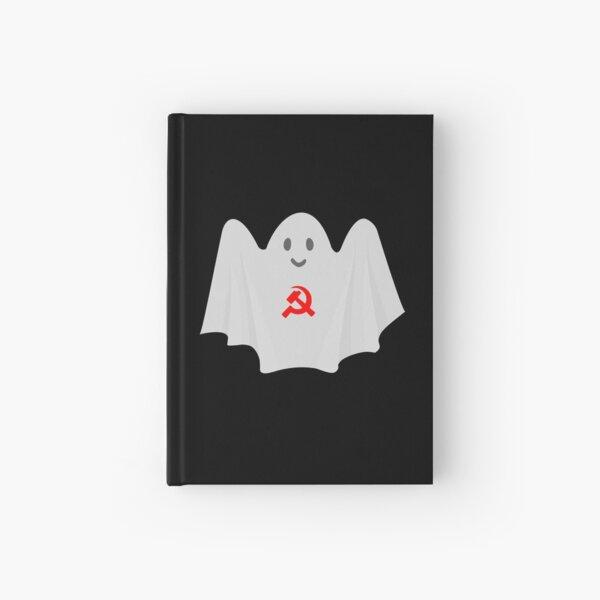 Ghost Of Communism Anti-Capitalism Communist Socialist Hardcover Journal