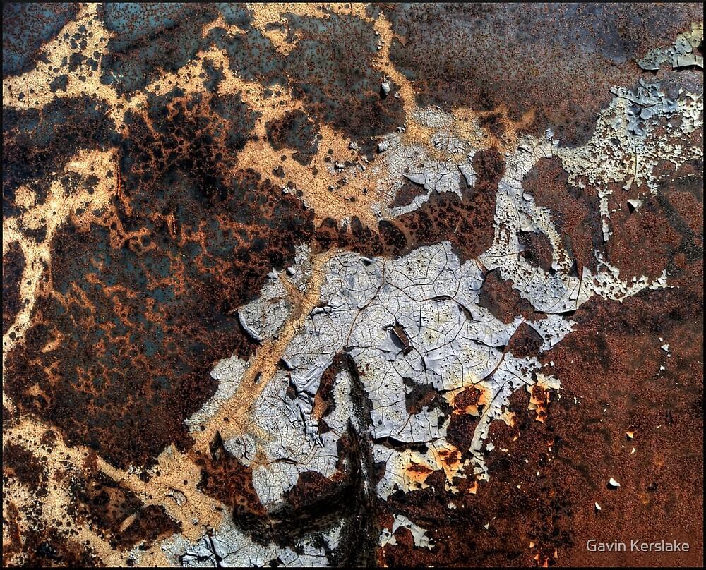 Genealogy by Gavin Kerslake
