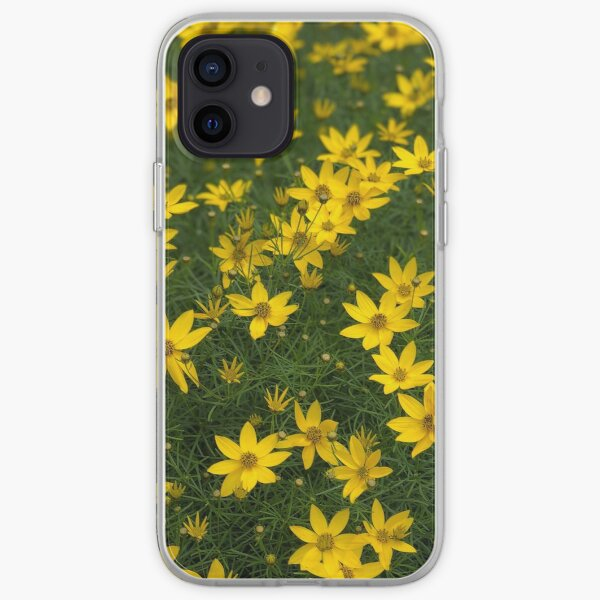 Coreopsis  iPhone Soft Case