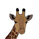 Giraffe Design by ArtByMichelleT
