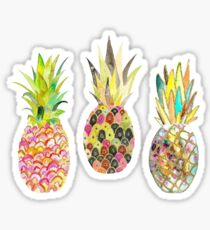 Pineapples Sticker