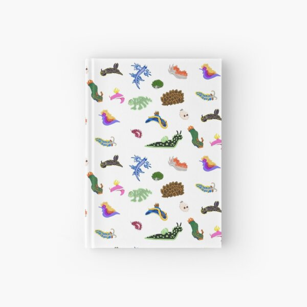 World of Nudibranchs Hardcover Journal