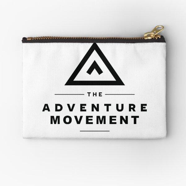 The Adventure Movement Zipper Pouch