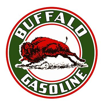 Buffalo Gasoline Shirt by PumpingGas