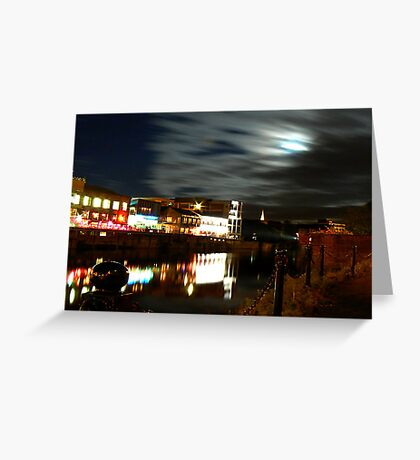 River Ouse - York Greeting Card