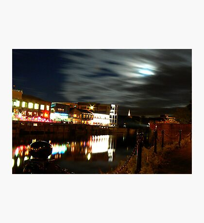 River Ouse - York Photographic Print