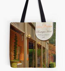 Rose & Crown Tote Bag