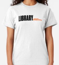 Logo of Library of Congress Classic T-Shirt