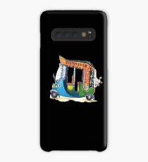 Rikscha Hülle & Klebefolie für Samsung Galaxy
