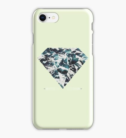 Marble Tide iPhone Case/Skin