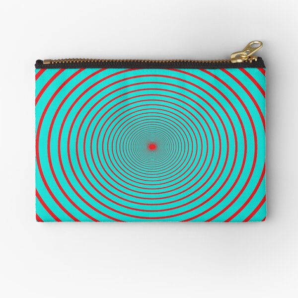 Visual Illusion #VisualIllusion Optical #OpticalIllusion #percept #reality Zipper Pouch