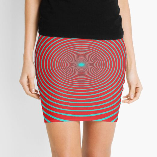 Visual Illusion #VisualIllusion Optical #OpticalIllusion #percept #reality Mini Skirt