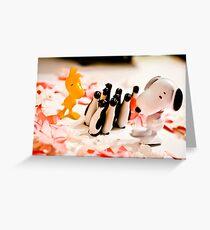 Don't be afraid Greeting Card
