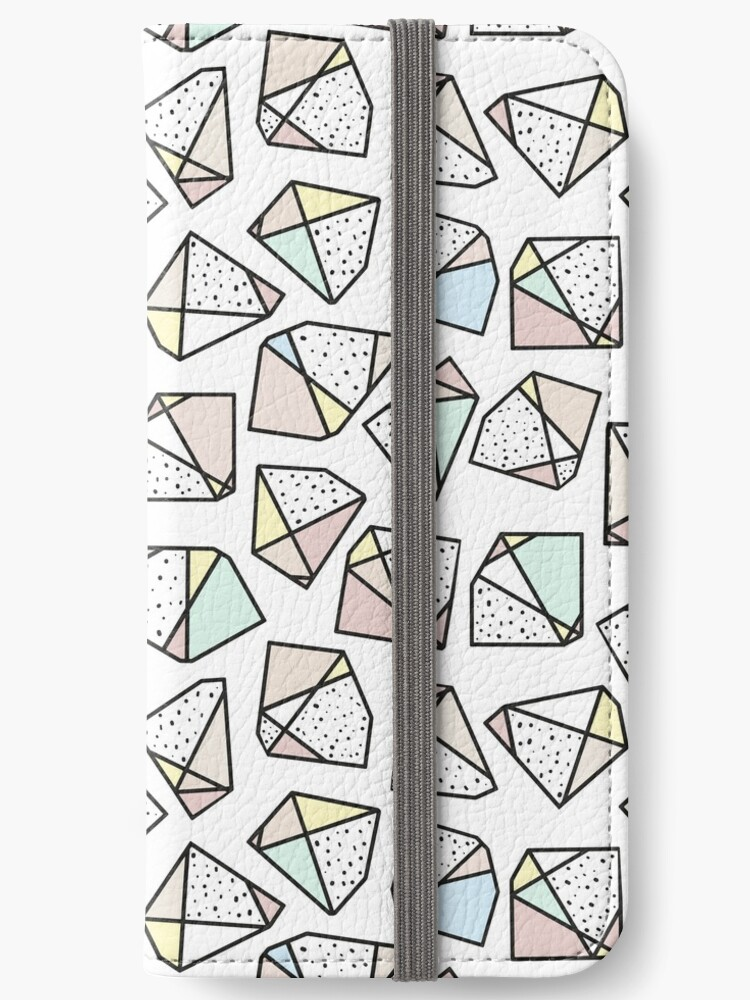 Polygonale Steine und Edelsteine von DariaNK