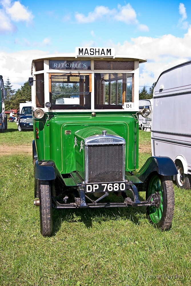 1925 Morris Commercial Bus  DP 7680 by Trevor Kersley