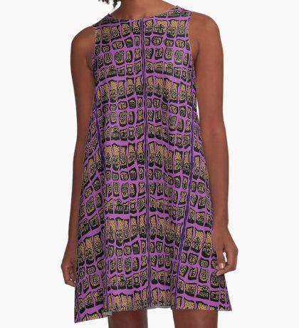ExuberWinkle COTY  A-Line Dress
