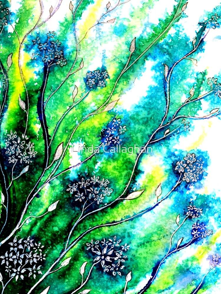 Flower Fields by LindArt1
